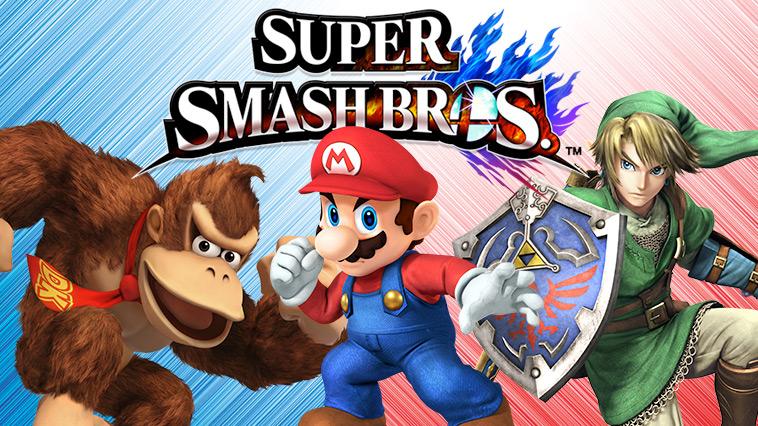 Best Buy Smash Bros
