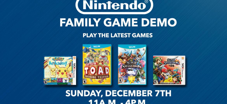 Nintendo-Family Update