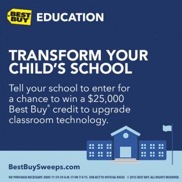 BBFB Educatio Sweeps $25K