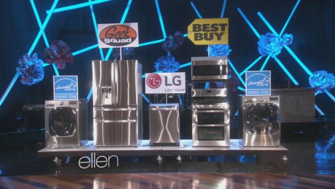 Best Buy Ellen Show