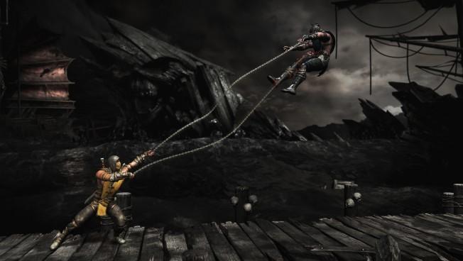 Mortal Kombat X Best Buy Photo