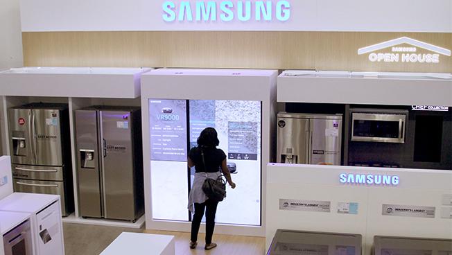Samsung Open House 3
