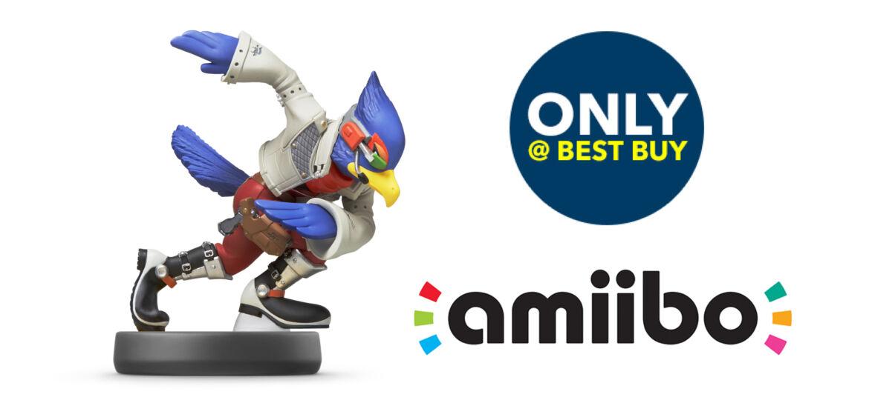 Falco amiibo