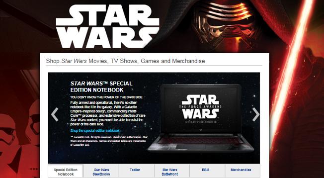 Star Wars Force Awakens Best Buy