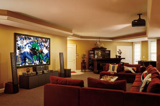 4K Ultra HD TV-Best Buy-football