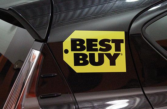 Best Buy-Geek Squad-Prius c
