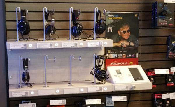 Sony Hi-Res Listening Stations
