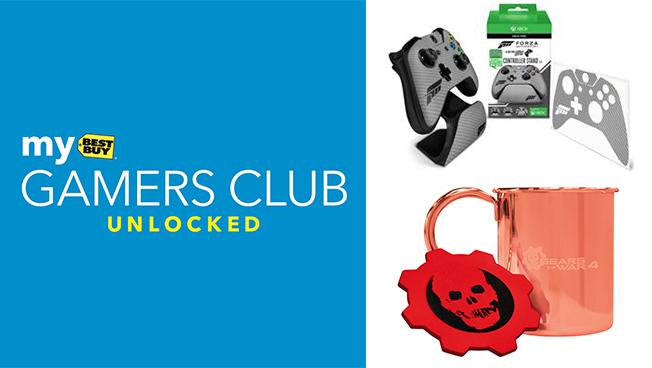 Gamers Club Unlocked
