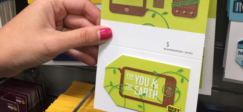 Best Buy - gift card