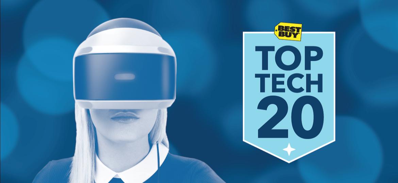 Best Buy - Top Tech