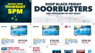 Best Buy - Black Friday ad
