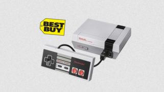 Best Buy - NES Classic Edition