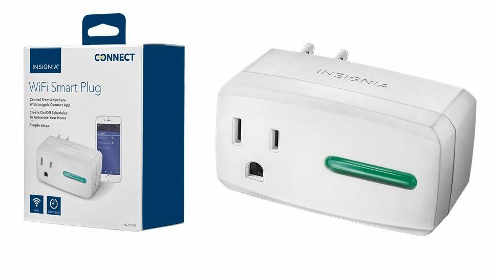 Best Buy Insignia WiFi Smart Plug