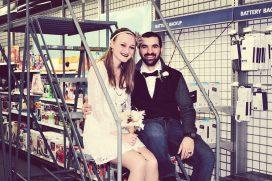Best Buy - wedding