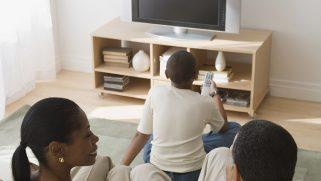 Best Buy - TV tipping