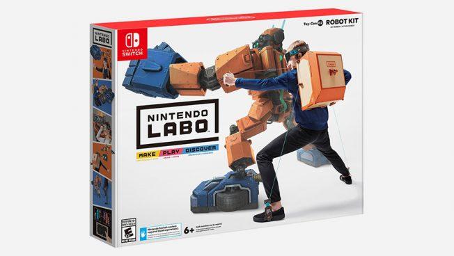 Best Buy - Nintendo Labo