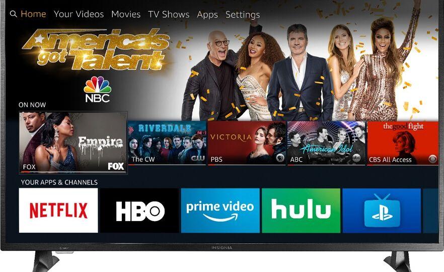 Insignia Fire TV Edition