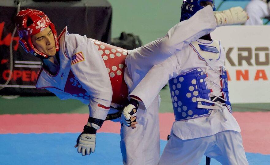 Jacob Grace taekwondo