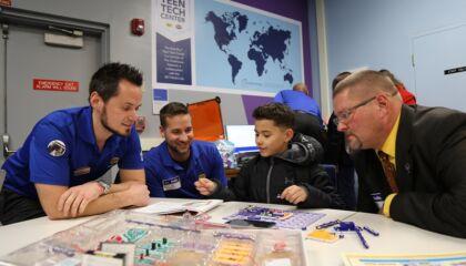 Cleveland Teen Tech Center