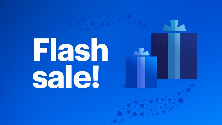 FlashSale-Holiday