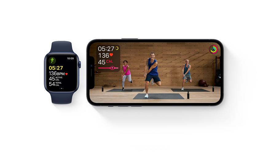 Apple-Fitness